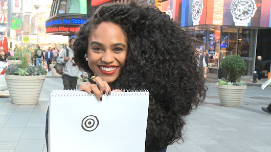 Could You Draw Brand Logos From Memory? We Asked People in Times Square to Give It a Shot