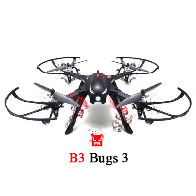 MJX B3 Bugs 3 RC Quadcopter - RTF-114.00 Online Shopping| GearBest.com