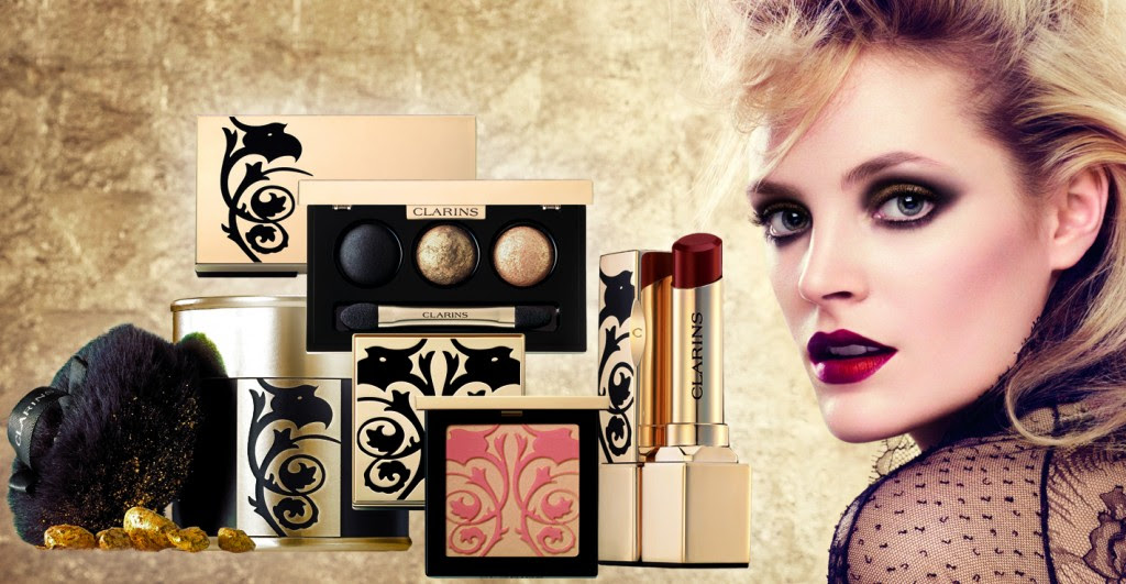 Festive make-up collections