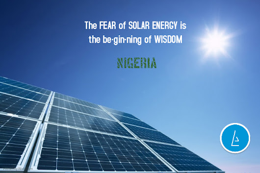 The Fear of Solar Energy on PosterMyWall
