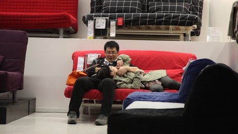 What's Ikea for? Cultural Differences in Appropriate Behavior  »  Sociological Images