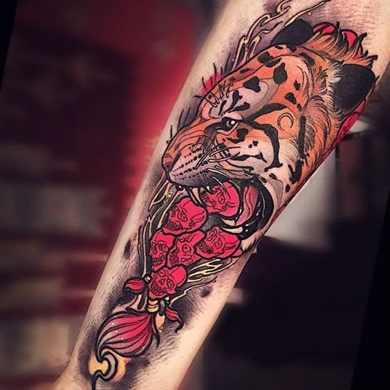 Tiger Tattoos For Men Ideas And Designs For Guys