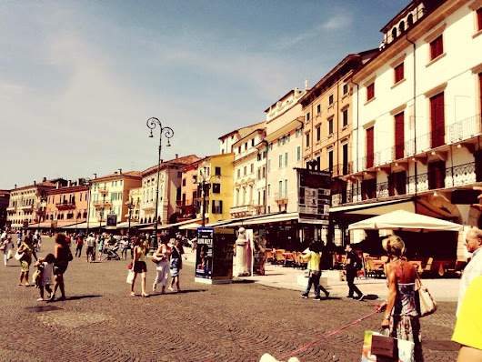 ONE DAY IN THE CITY OF LOVE - VERONA, ITALY