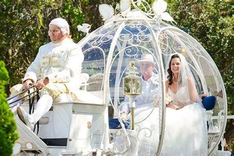 Your Dream Wedding in Cinderella Theme at The Walt Disney