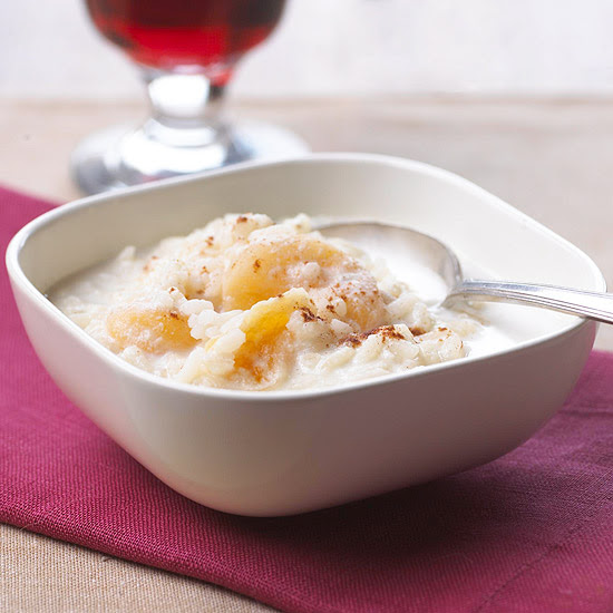 rice pudding slow cooker evaporated milk