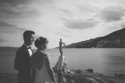 Lubka & Daniel | Wedding Photographer Istria Opatija