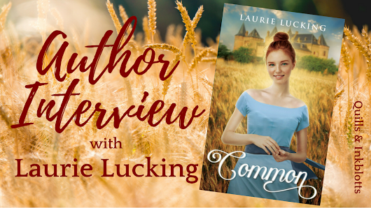 Author Interview with Laurie Lucking