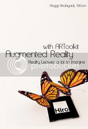 Buku Augmented Reality With ARToolkit
