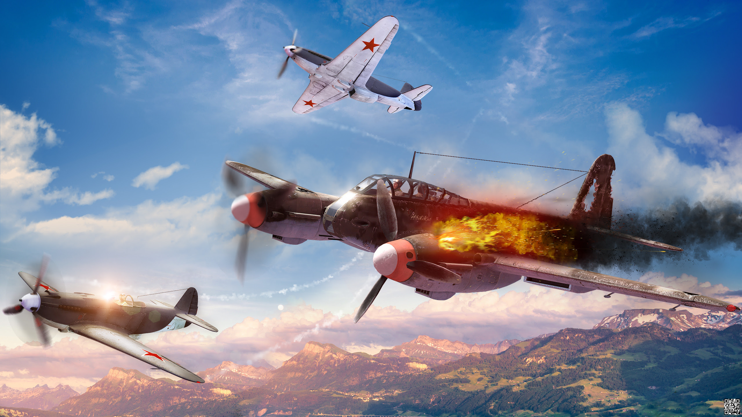 HD WW2 Plane Wallpapers (74+ images)