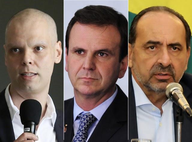PSDB, MDB, Democratas e PSD, juntos governarão mais de 87 milhões de eleitores em todo o país