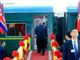 Trump-Kim summit: North Korea leader arrives in Vietnam to red carpet reception ahead of talks