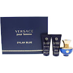 Versace I0089252 Dylan Blue 3 Piece Gift Set for Women