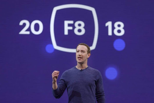 Facebook F8 2018: tutte le novità di Zuckerberg | Marketing Technology