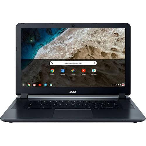 Acer 15 CB3-532-C8DF 15.6″ Chromebook - Celeron N3060 1.6 GHz - 4 GB RAM - 16 GB SSD - Granite Gray