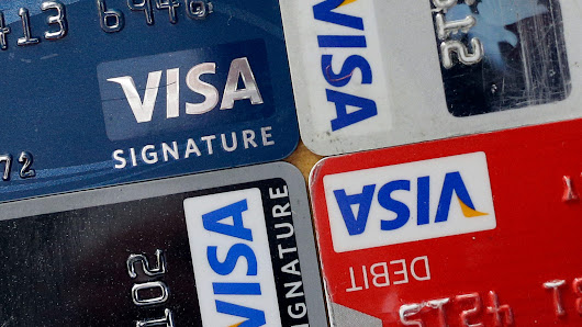 Visa, MasterCard renew push for chip cards