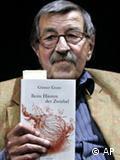 Günter Grass y su último libro.