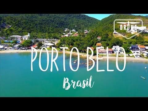 Drone em Porto Belo