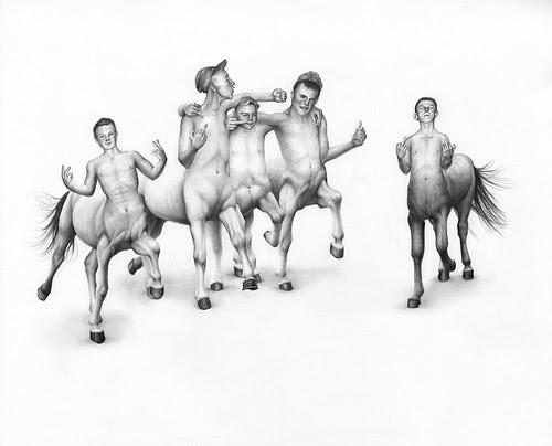 schemie centaurs II by kirsty.whiten