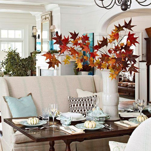 Thanksgiving Hosting - Perfect First Thanksgiving Tips - Stagetecture - HMLP 63 Feature