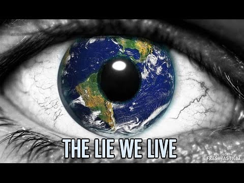 THE LIE WE LIVE IN... | LA MENTIRA EN QUE VIVIMOS...