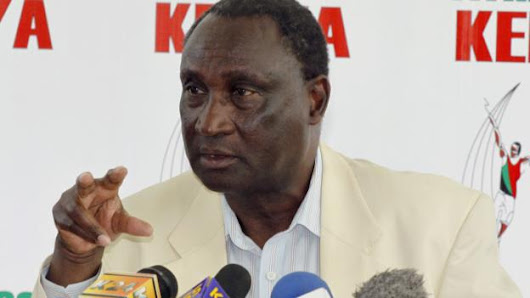 Kenya athletics chiefs provisionally suspended by IAAF commission - BBC Sport