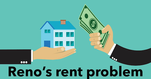 You're not crazy, Reno's record-breaking rents explained in 6 charts and a map