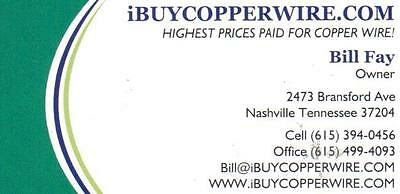 Items in iBUYCOPPERWIRE store on eBay!
