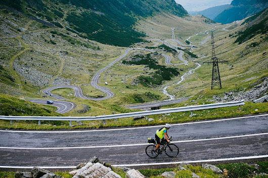 Race across Europe: Riding the Transcontinental