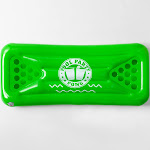 Party Pong Pool Float Green - Sun Squad