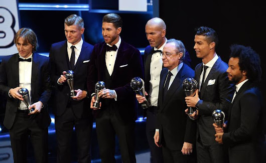 Fútbol | El Real Madrid se corona como 'The Best' - RTVE.es