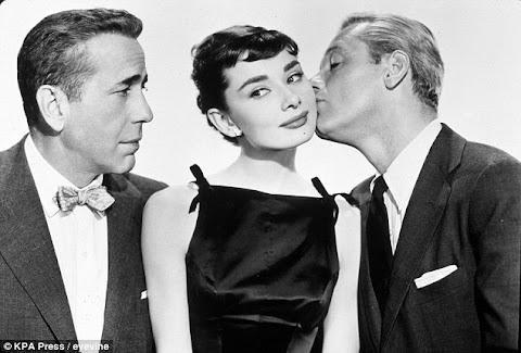 Audrey Hepburn And Humphrey Bogart Film