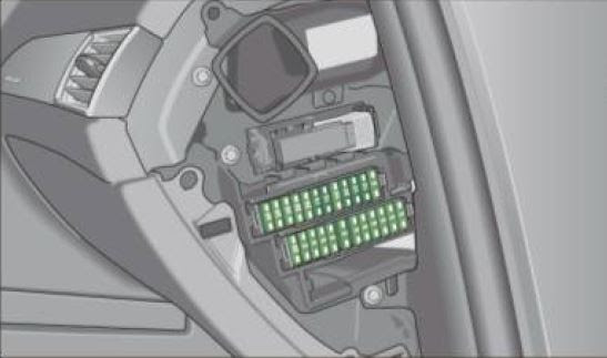 Audi A6 C6 2004 2011 Fuse Box Location And Fuses List