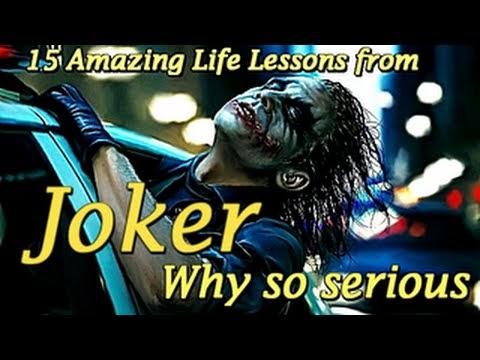 100+ EPIC Best Life Quotes Joker