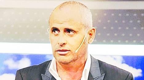 Jorge Rial entrevista a Cristina Kirchner.