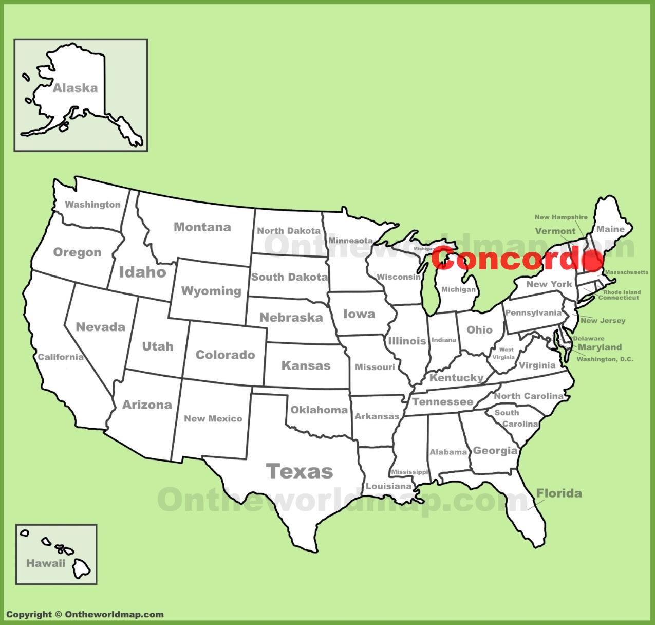 Concord Michigan Map.Concord Michigan Map Metro Map