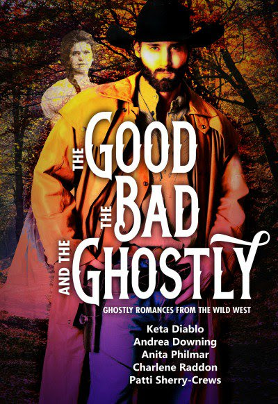 "Keta Diablo on Twitter: ""500 pages of #ghosts and #cowboys for #99cents. The Good, The Bad and The Ghostly #western #romance  """