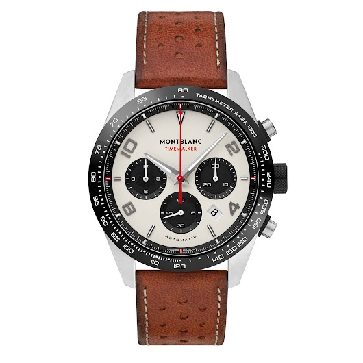 Montblanc TimeWalker Manufacture Chronograph - Your Watch Hub