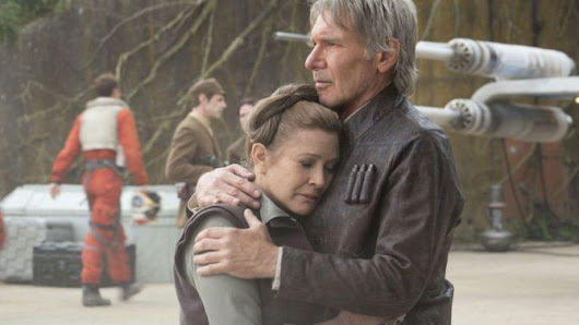 Carrie Fisher Completed Work on 'Star Wars: Episode VIII' Before Her Death