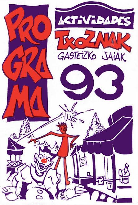 Gasteizko Jaiak 93