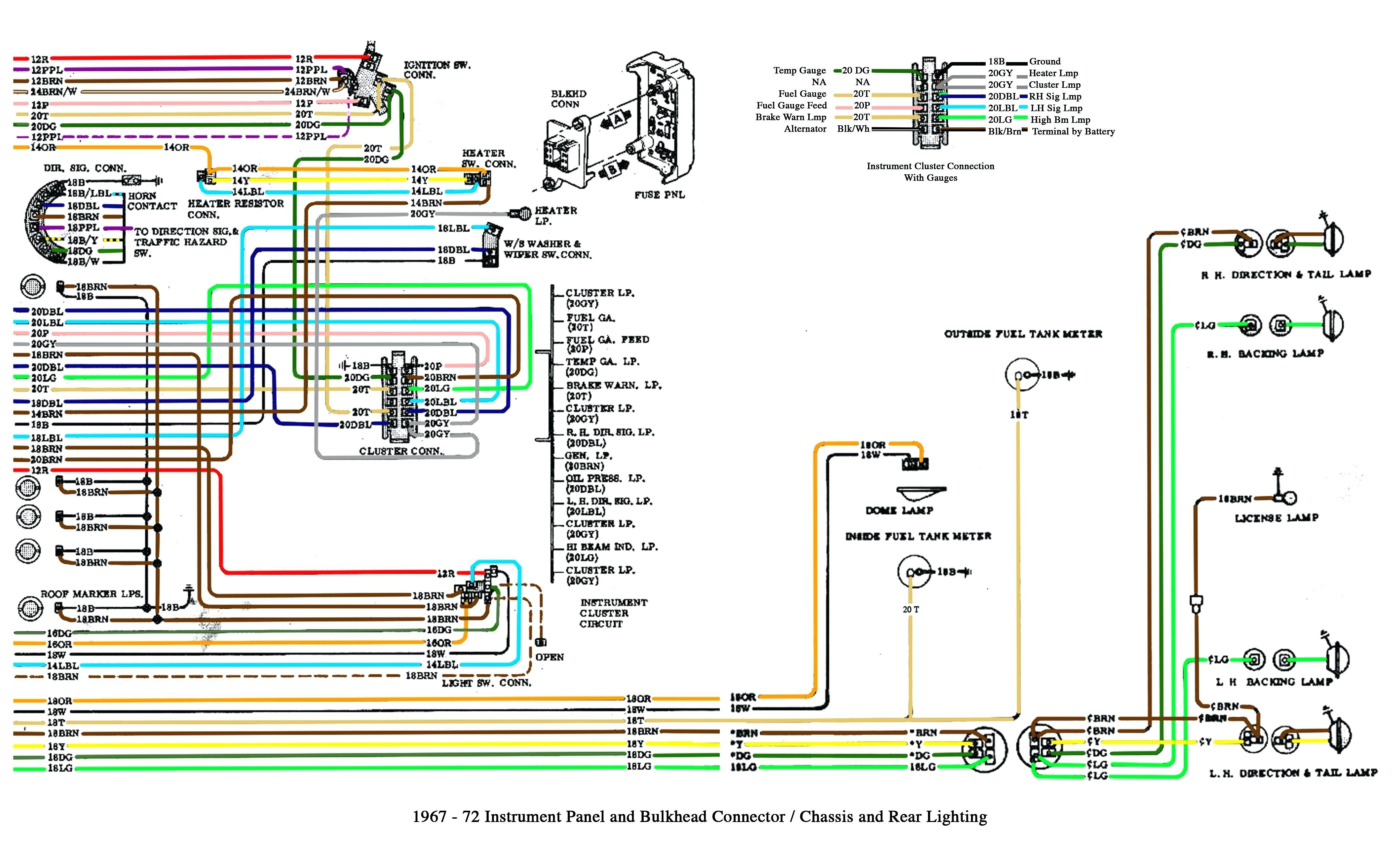 1985 Chevy Truck Wiring Diagram - Chevy Diagram