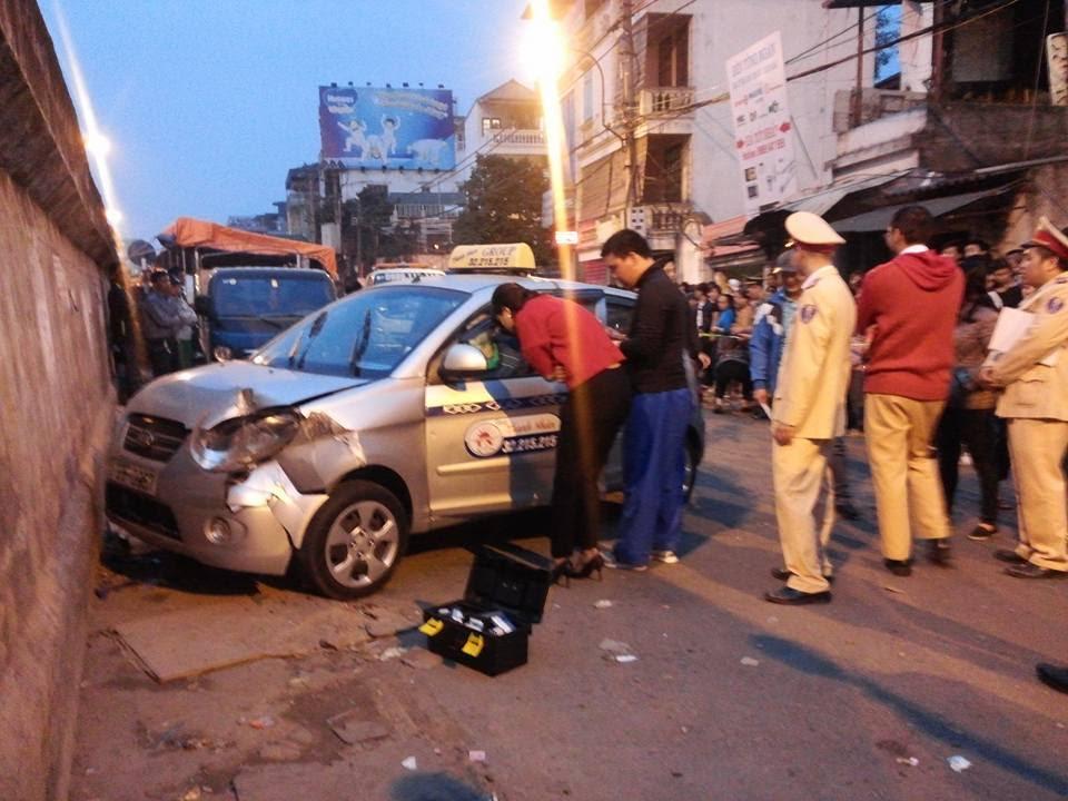 tai nạn giao thông, tai nạn đường Hồng Hà