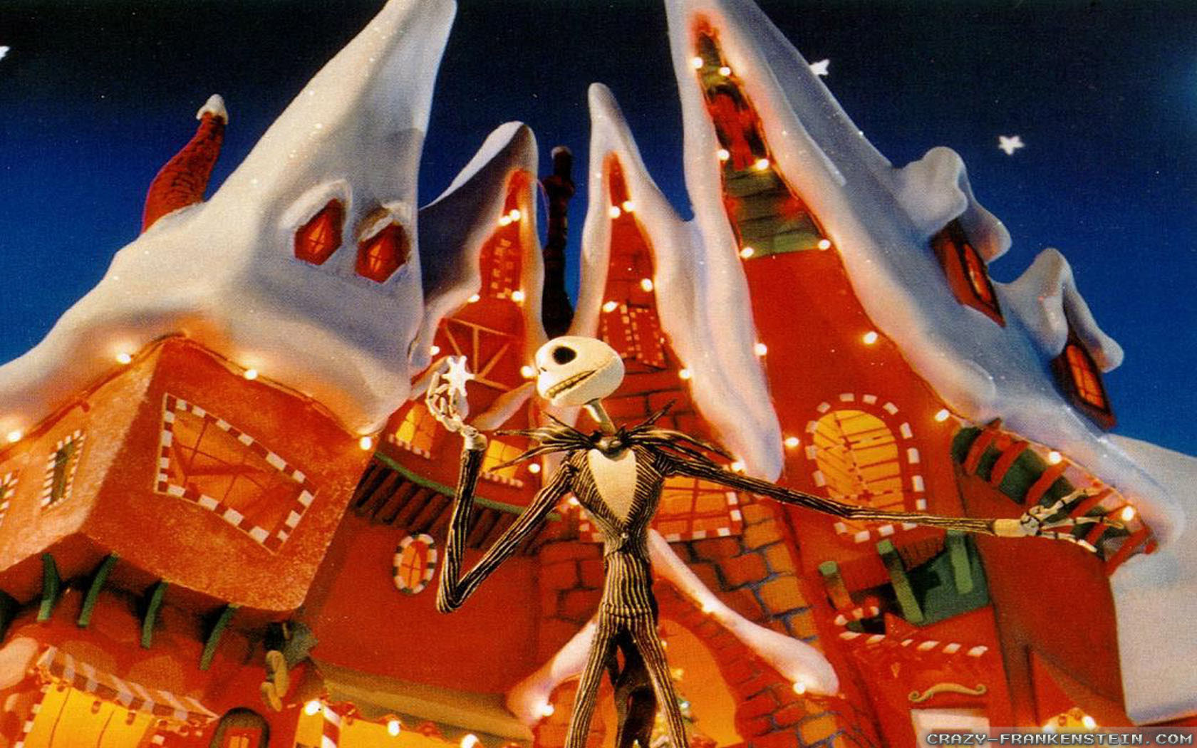 Nightmare Before Christmas Wallpapers 2 Crazy Frankenstein