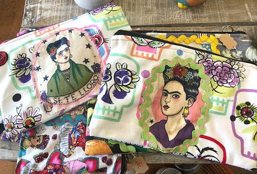 Sewing for stress relief - The Crafty Chica