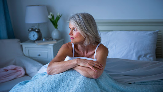 Good Sleep Does Get Tougher With Age