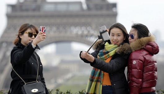 How big-spending Chinese tourists became targets for thieves in Paris