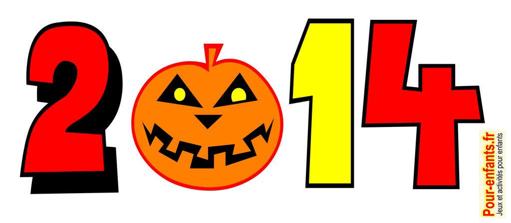 Halloween 2014 dessins année 2014