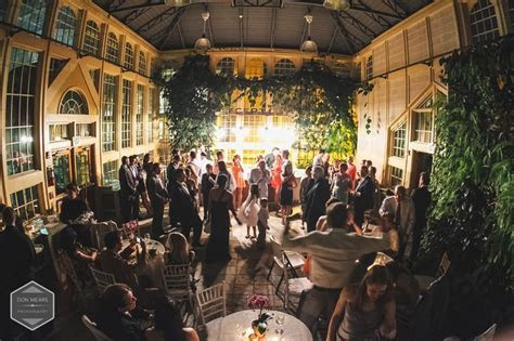 Rawlings Conservatory Wedding   Baltimore Wedding Venues