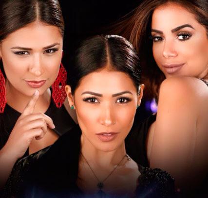 Resultado de imagem para Anitta e Simone & Simaria participarão da 'A Força do Querer'
