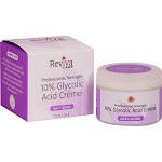 Reviva Labs 10% Glycolic Acid Creme, Anti-Aging - 1.5 oz jar