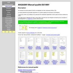 Audit Interne Iso 9001 Version 2015 Exemple - Le Meilleur ...